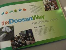 Yearbook for Doosan copy by Words Are Everywhere